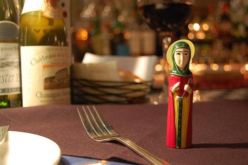 Saint Martha at The Grape