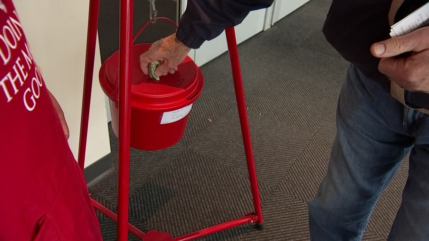 Some Charitable Donations Declining This Holiday Season