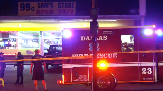 A 43-year-old man was fatally shot late Saturday in east Oak Cliff when he tried to stop another person from stealing his vehicle, Dallas police say.