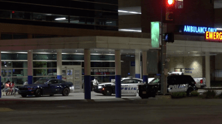 The witness told police that the victim had been sitting in the vehicle at a carwash near North Justin Avenue and West Davis Street when someone walked up and shot the victim through the open driver's window.