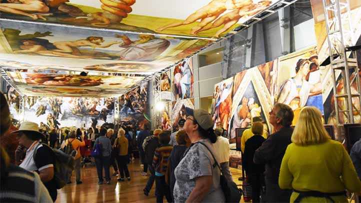 Sistine Chapel 2016