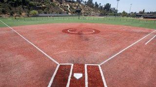 Softball Field Generic