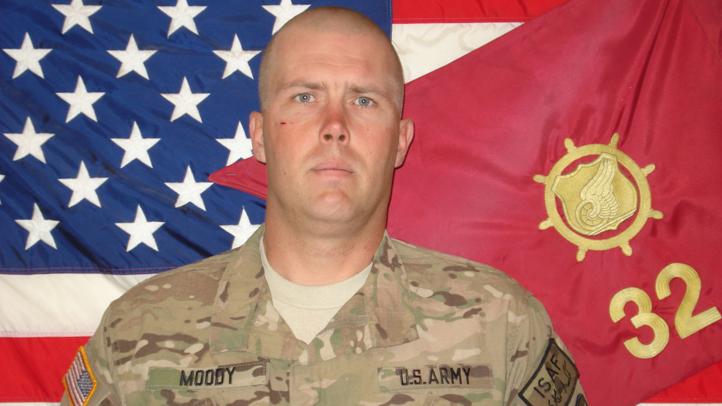 Spc. William R. Moody