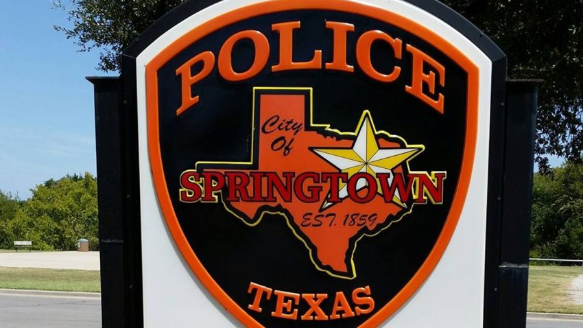 Springtown-Police-Department