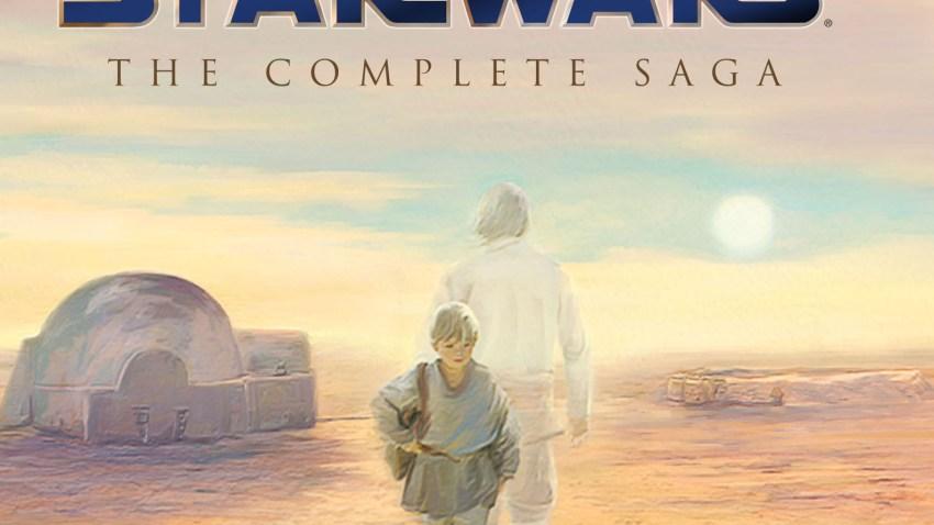 Star Wars Saga Main