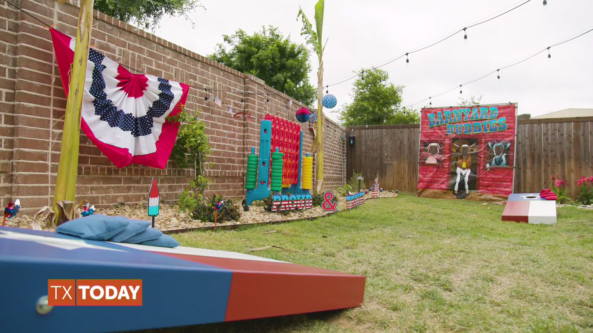 Plan the Perfect Memorial Day Bash in Your Backyard