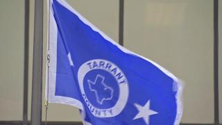 Tarrant County Flag