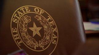 Texas Legislature state seal