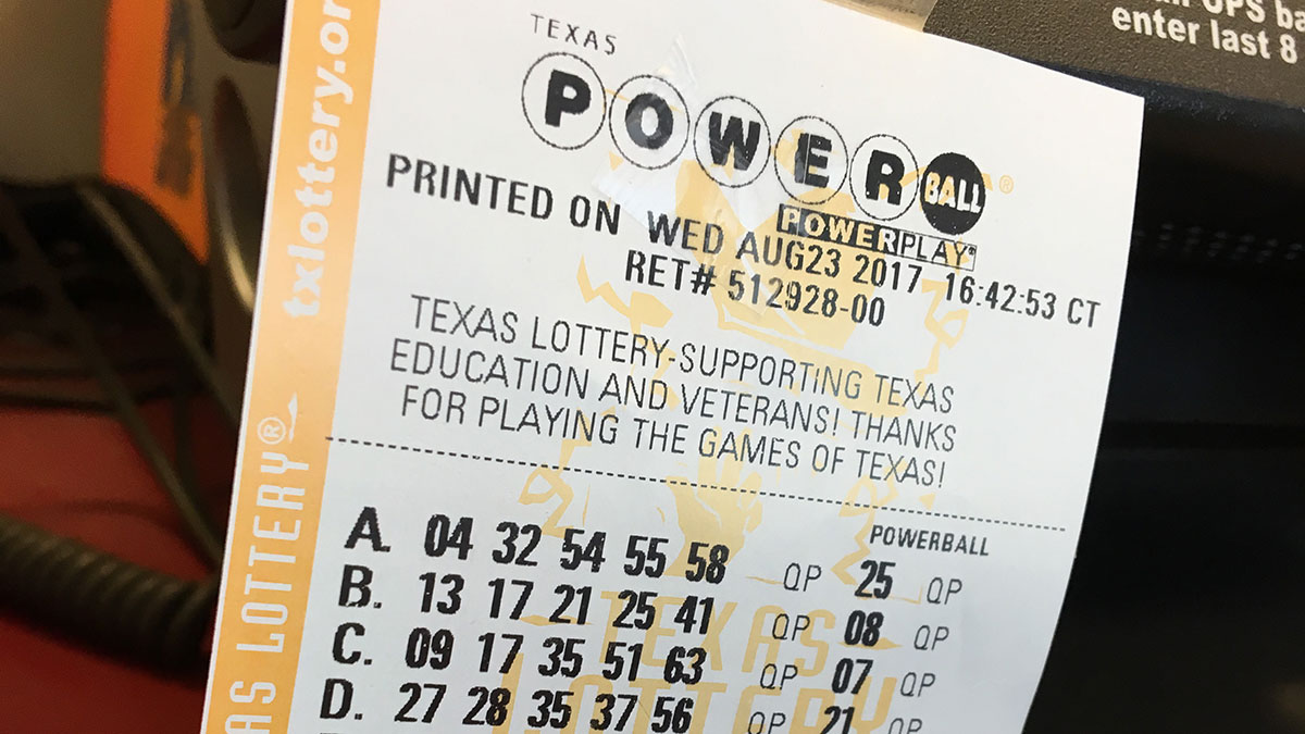 Powerball Jackpot Reaches $394M; Mega Millions at $155M – NBC 5 Dallas-Fort  Worth