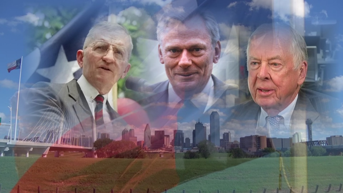 Remembering Three Texas Legends We Lost In 2019 Nbc 5