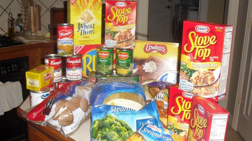 Thanksgiving Shopping at Target on Nov 16