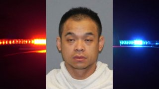 Police in Richardson say they have arrested a man who was caught stealing mail from mailboxes.