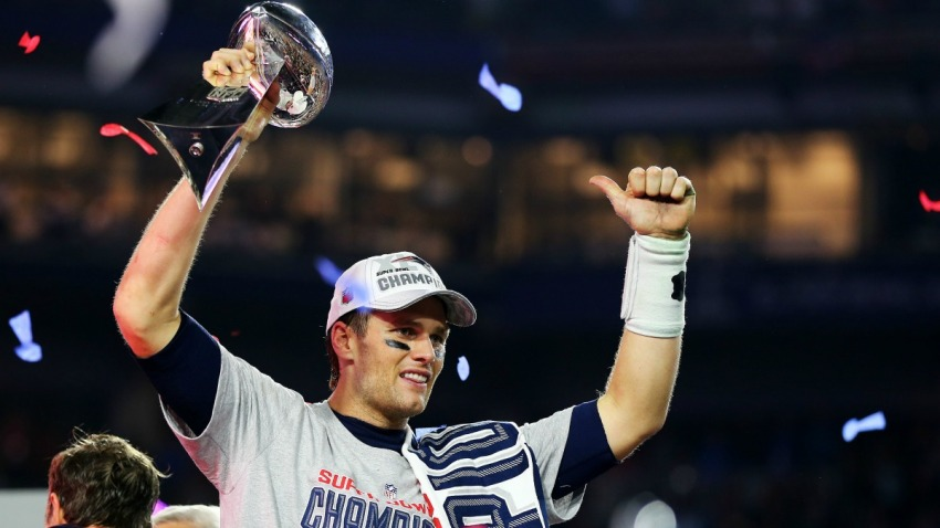 Tom Brady Super Bowl Win