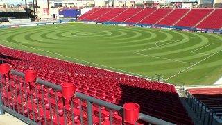Toyota Stadium FC Dallas Frisco