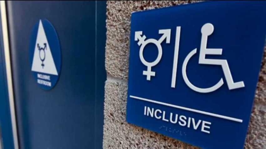 Transgender Bathroom Inclusive Bathroom