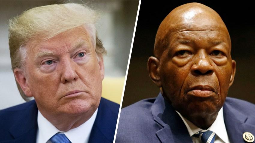 Trump Cummings Split