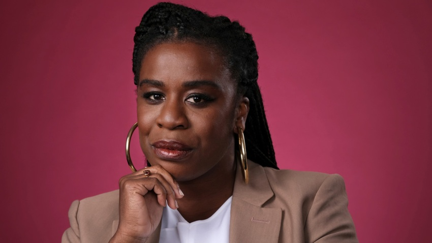 Uzo Aduba Portrait Session