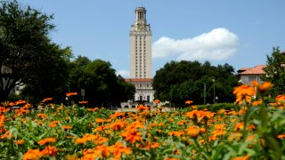 Picture of UT tower