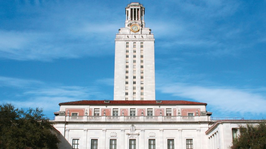 University of Texas UT Tower 04