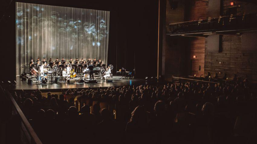 Verdigris Ensemble performs Anthracite Fields, presented by SOLUNA Festival.
