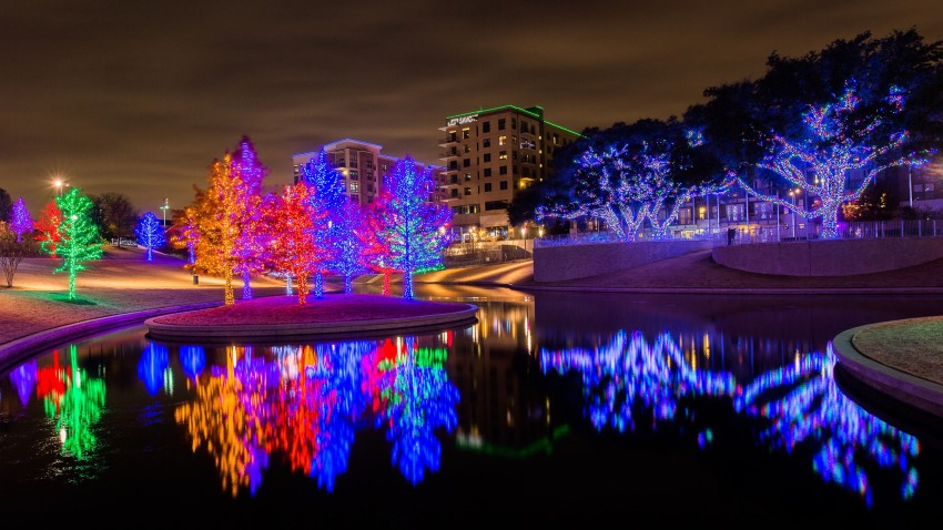 Vitruvian Lights Continues in Addison With Special Events, Live Music