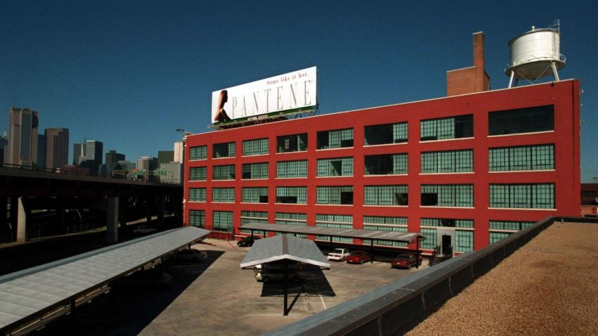 One of the new buildings would be on the parking lot next door to the Adam Hats Building on Canton Street just east of downtown Dallas.
