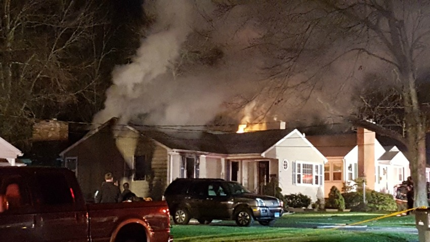 Wethersfield House Fire 1200