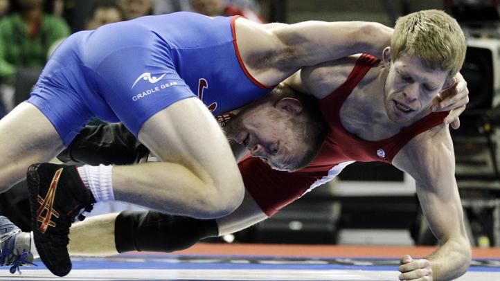 Olympic Team Trials Wrestling