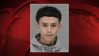 Mugshot of Yordi Rodriguez was arrested Friday, Feb. 21, 2020, and charged with deadly conduct and marijuana possession.