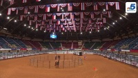 Young Cowboys, Cowgirls Compete in Mustang Magic at Fort Worth Stock Show and Rodeo