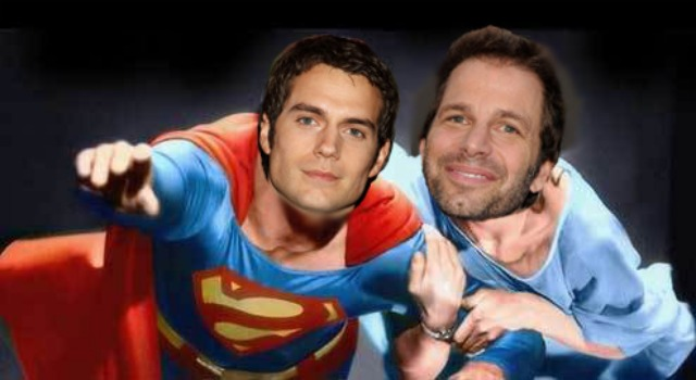 Zack Snyder Superman
