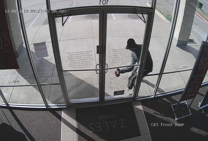 Police in Arlington and Mansfield are working to find the person who broke into two different jewelry stores and attempted to break into a third.