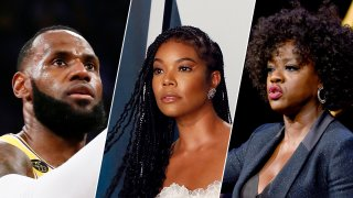 Lebron James, Gabrielle Union and Viola Davis have all spoken out against the shooting and killing of 25-year-old Ahmaud Arbery in Georgia.