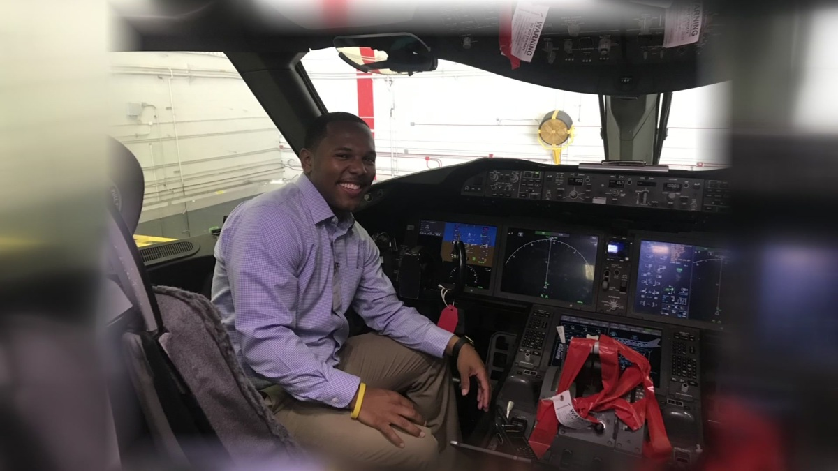 First Graduate From American Airlines Cadet Academy Hired As Commercial Pilot