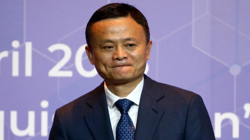 Alibaba-Jack Ma