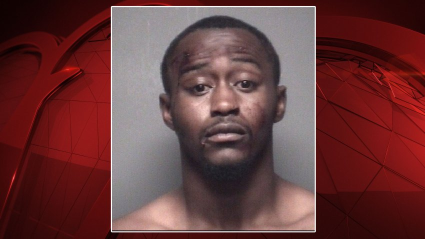 Alvin Leroy Hemphill III is held in the Grand Prairie Detention Center on a charge of aggravated assault against a public servant and two aggravated assault charges from Carrollton, according to a police news release.