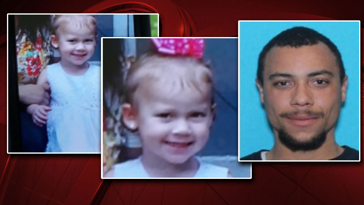 Amber Alert Issued For 2 Year Old East Texas Girl Nbc 5 Dallas Fort Worth