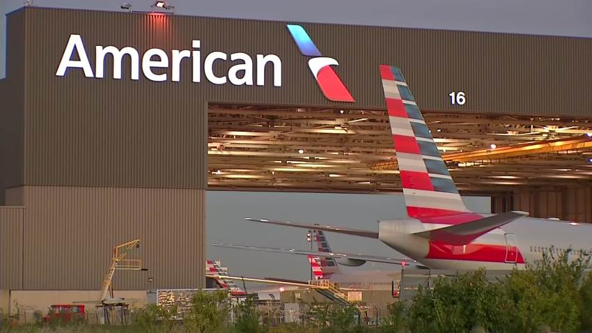 american airlines maintenance dfw