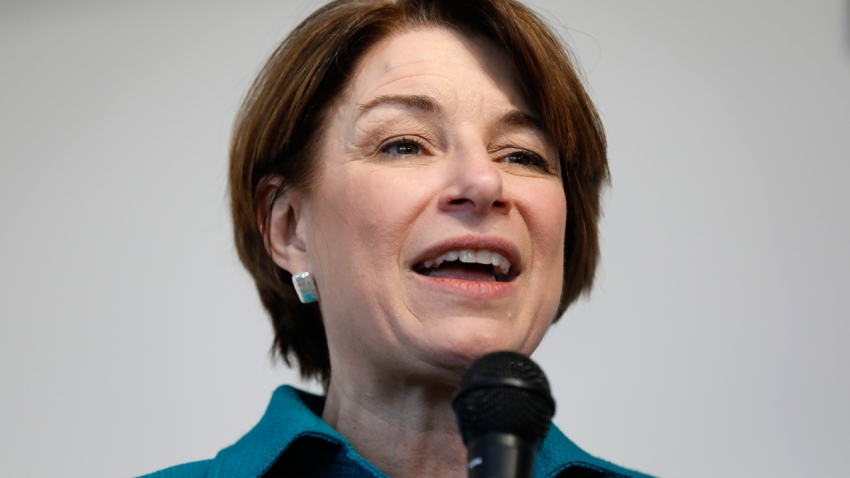 Election 2020 Amy Klobuchar