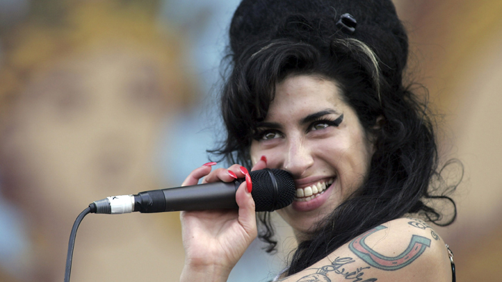 amy winehouse 2007 isle of wight