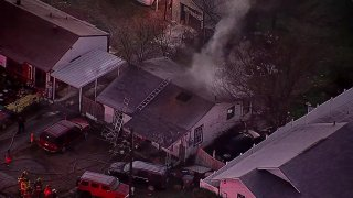 Fire investigators said an electrical short in a space heater sparked an early morning house fire in Dallas.