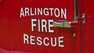 arlington fire image