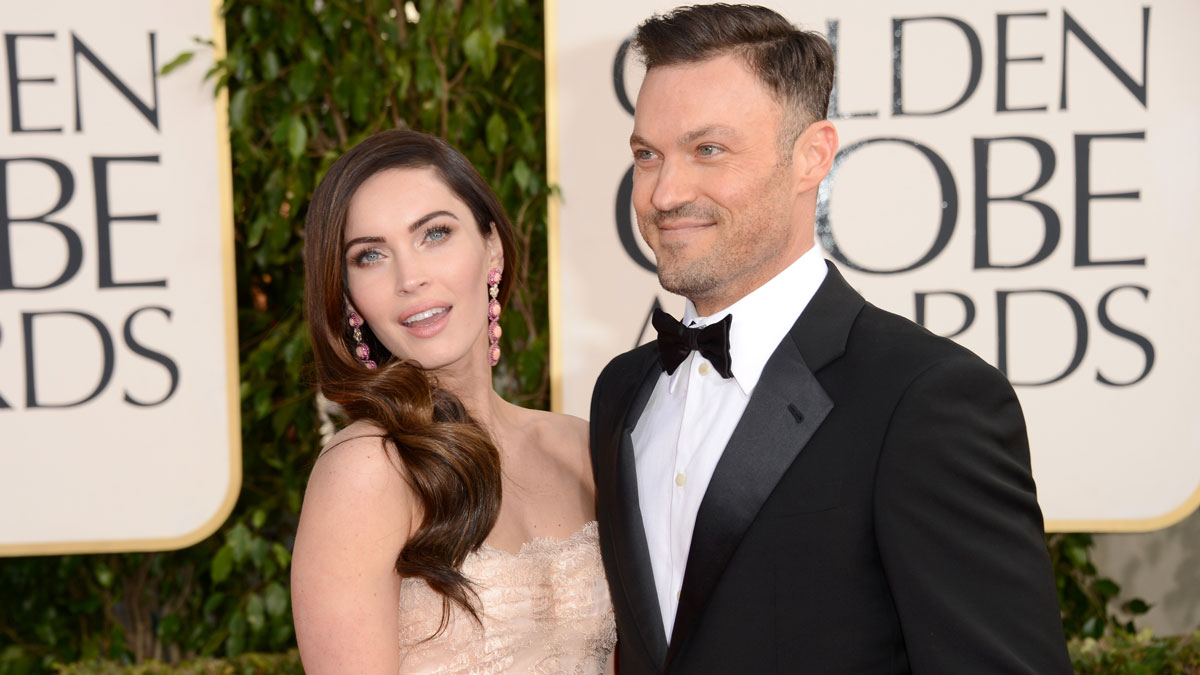 Brian Austin Green Talks Breakup With Megan Fox in Revealing Podcast