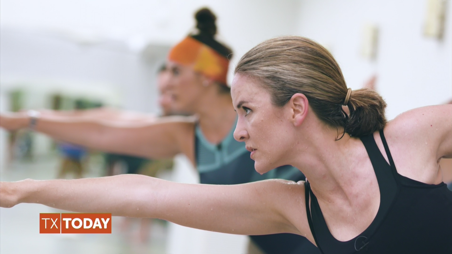 Heal Your Body Mind With Hot Yoga Nbc 5 Dallas Fort Worth
