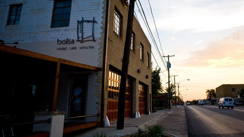 Bolsa restaurant