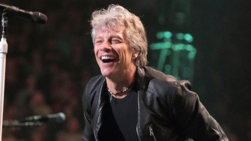 Bon Jovi In Concert - Philadelphia