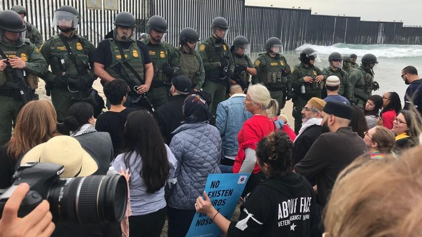 border protest 12-10