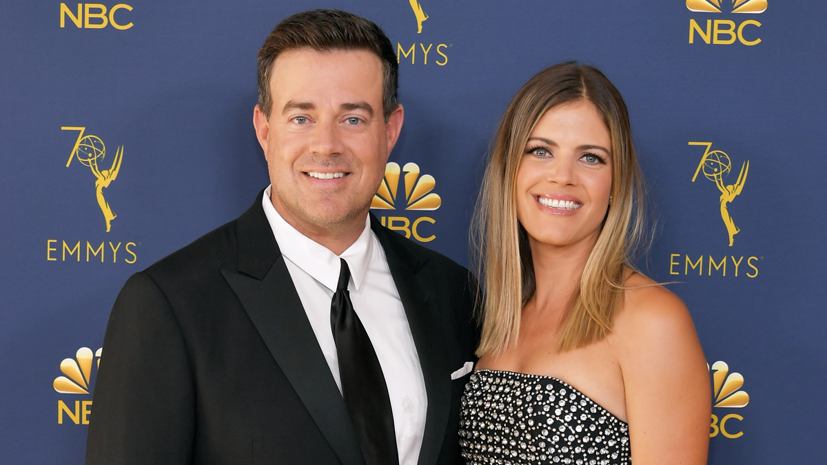 Carson Daly And Wife Siri Welcome Baby No 4 During Bittersweet