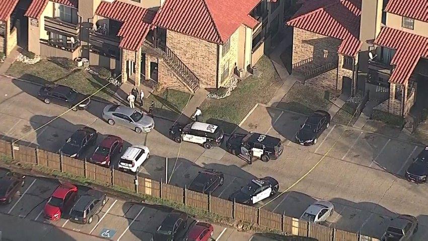 Man Fatally Shot During Struggle at Fort Worth Apartment