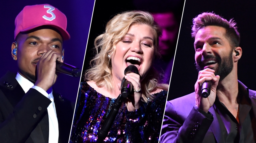 Chance the Rapper, Kelly Clarkson and Ricky Martin are just a few of the stars slated to perform virtually for the 2020 Citi Music Series.